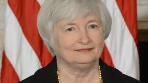 Yellen wird neue Notenbank-Chefin