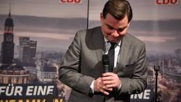 Landeswahlleitung: AfD und FDP in Bürgerschaft