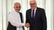 Steinmeier besucht Kabul