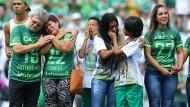Emotionales Comeback für Chapecoense