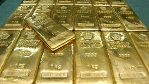 Finger weg vom Gold!