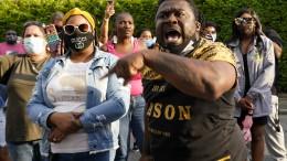 Abermals Afroamerikaner bei Polizeieinsatz erschossen