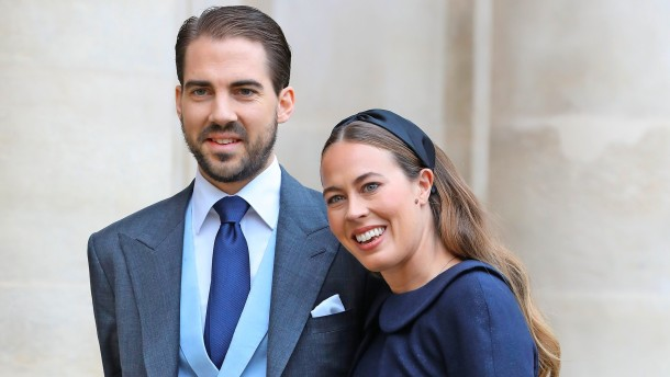 Königssohn heiratet Milliardärstochter