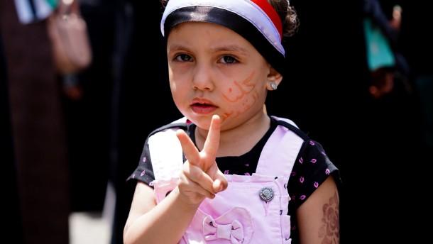 Im Jemen droht 400.000 Kindern der Hungertod