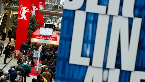 63rd Berlin Film Festival - Tickets