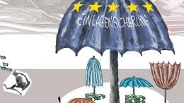 Wie die europäischen Sparer geschützt werden können
