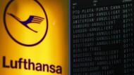 Geschäfte am Flughafen leiden unter Lufthansa-Tarifstreit
