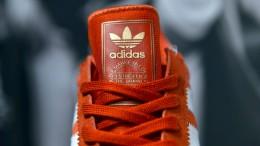 Glänzende Zahlen bei Adidas