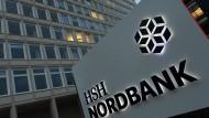 Die HSH Nordbank in Kiel.