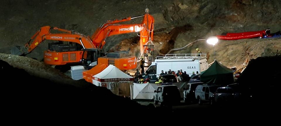 Spanien Retter Finden Leiche Von Julen Im Schacht