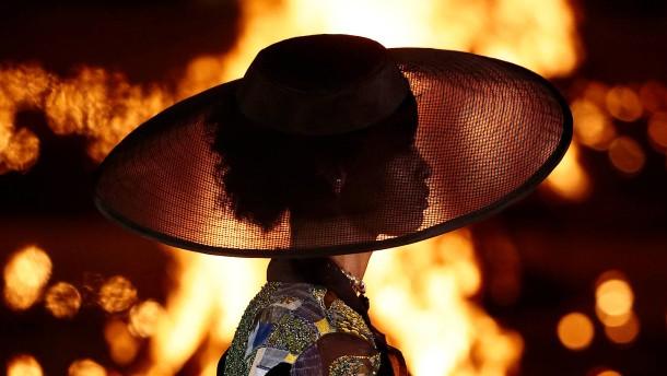 Dior feiert in Marrakesch
