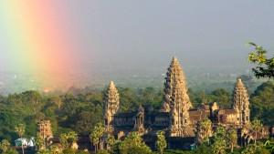 Archäologen entdecken riesige Siedlungen bei Angkor Wat