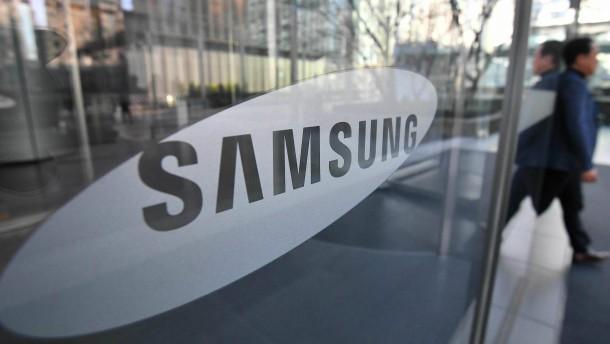 Auch Samsung erlebt seinen Apple-Schock