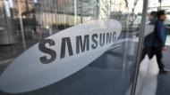 Der südkoreanische Konzern Samsung schwächelt.