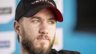 Sieht in dem Rennsport mit Elektroantrieb die Zukunft: Formel-E Fahrer Nick Heidfeld