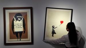 Banksy verliert noch ein Markenrecht