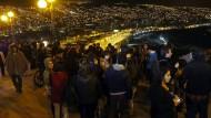 Erdbeben vor Chile