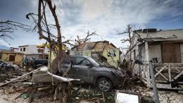 """Warum """"Irma"""" kaum an Kraft verliert"""