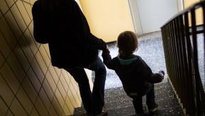 """Kaum Kindergeld ins Ausland"""