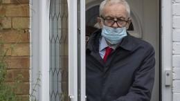 Labour nimmt ehemaligen Parteichef Corbyn wieder auf