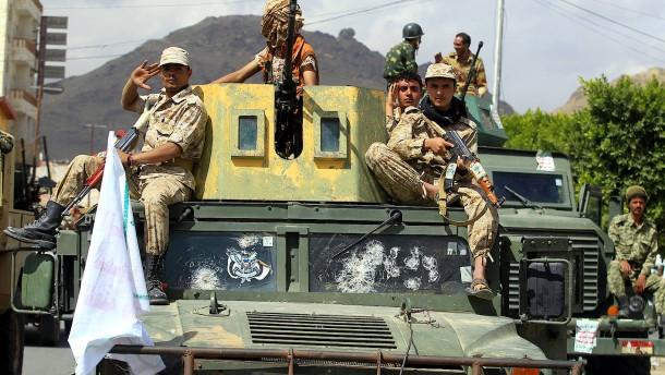 Jemen: Houthis stoppen Raketenangriffe