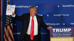 Trump will Neuwahlen in Iowa