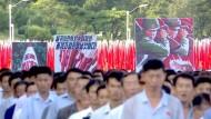 Angst vor Eskalation zwischen Amerika und Nordkorea