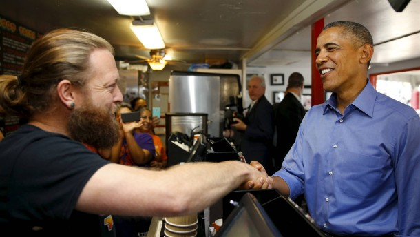 Obamas Lohn