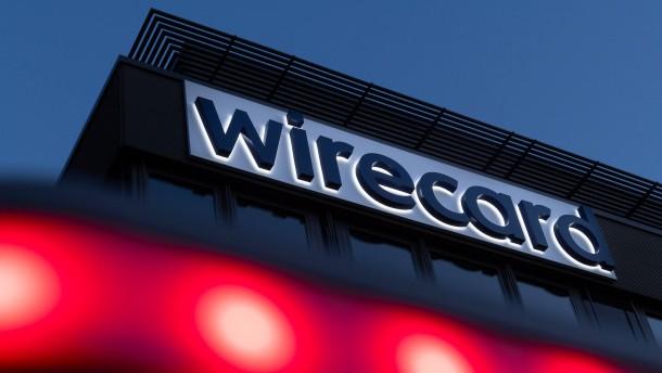 Wirecard mit 2,8 Milliarden Euro überschuldet