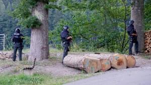 Im Schwarzwald versteckt