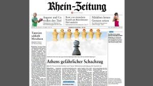 Zeitung hält Begräbnis des Kopiloten geheim