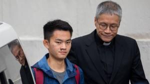 Der Mörder, der Carrie Lam zum Verhängnis wurde