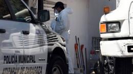 Tausende Knochenteile bei mutmaßlichem Serienmörder entdeckt
