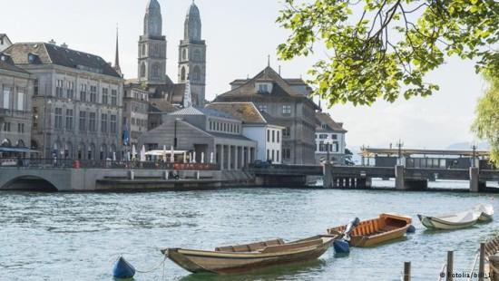 Was Zürich so lebenswert macht