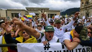 Kolumbien macht Druck auf Kuba