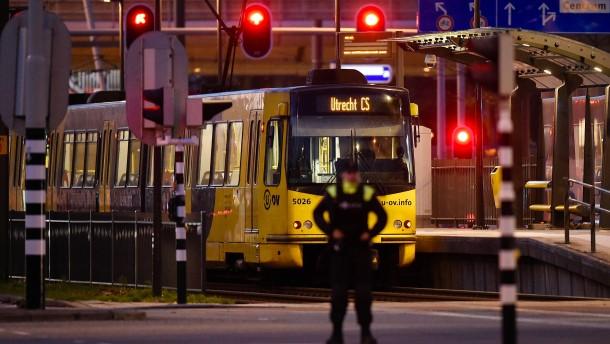 Mutmaßlicher Täter von Utrecht gesteht Anschlag