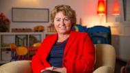 """Nah dran: Martina Abeln-Schermuly therapiert Klienten der """"Starken Bande"""" – auch in deren Zuhause."""