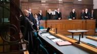 Prozess gegen Magomed-Ali Ch. am Donnerstag vor dem 6. Strafsenat des Berliner Kammergerichts