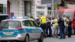 Schüsse bei versuchtem Banküberfall in Berlin