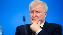 Seehofer verbietet rechtsextreme Gruppe