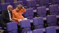 Unionspolitiker kritisieren Populismus à la carte