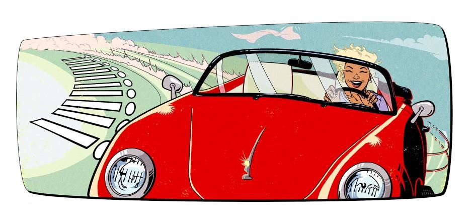 Das Cabrio ist seinem Fahrer oft mehr als ein bloßes Fortbewegungsmittel.