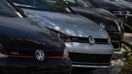 105.000 Fahrzeuge: Volkswagen hat sich in Kanada auf einen Milliardenvergleich geeinigt.
