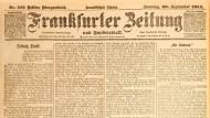 Frankfurter Zeitung 1914-09-20