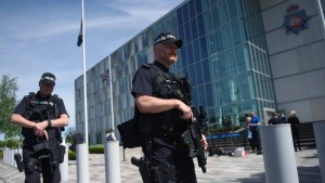 Britische Polizei identifiziert Attentäter von Manchester