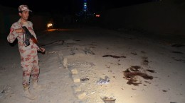 IS-Miliz verübt Selbstmordanschlag in Pakistan