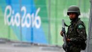 Polizei in Brasilien nimmt Terrorverdächtige fest