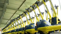 E-Scooter-Verleiher Wind gibt in Deutschland auf