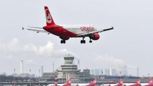 Bundesregierung prüft Staatshilfe für Air Berlin