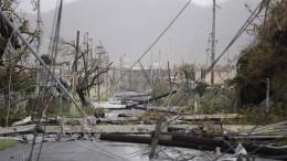 Jetzt hat es die Dominikanische Republik getroffen
